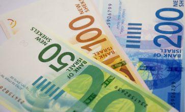 Банковский счет в Израиле