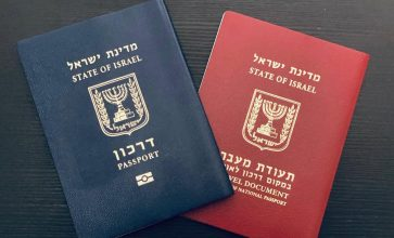 Лессе-пассе: как получить и обменять израильский паспорт в Санкт-Петербурге