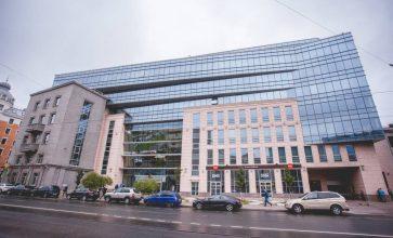 Посольство Израиля в Санкт-Петербурге